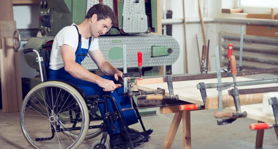 The world of work needs to be more inclusive of people with special needs