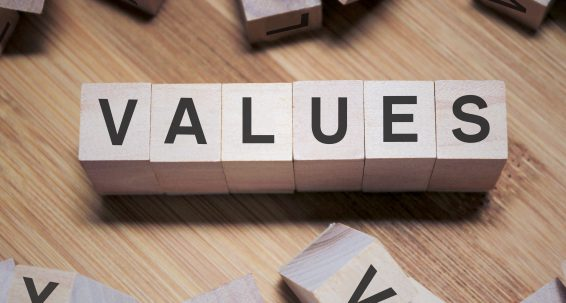 'More than money, more than the euro. It was always about values'