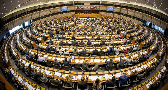 European Parliament the most trusted EU institution