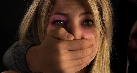 Domestic violence strips away human dignity