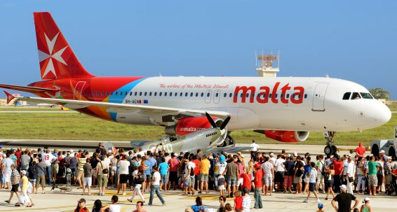 The aviation sector in Malta has great potential to continue growing