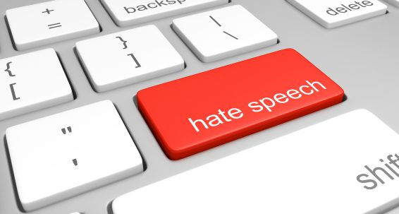 We must control hate speech