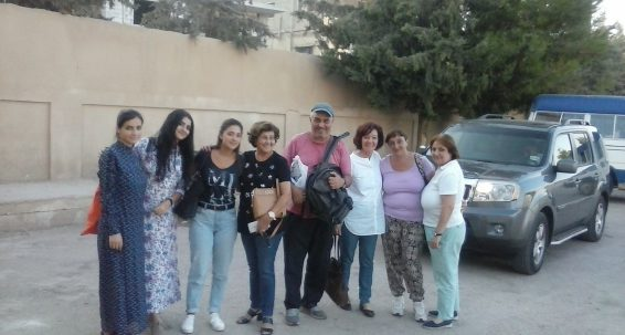 An unforgettable experience in Lebanon for a group of Maltese volunteers
