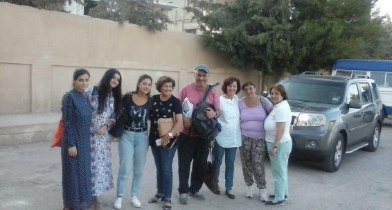 Esperjenza indimentikabbli għal grupp ta' voluntiera Maltin fil-Libanu