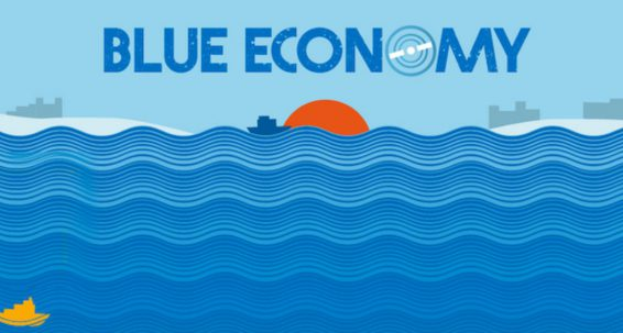 The blue economy is also an integral part of our economy