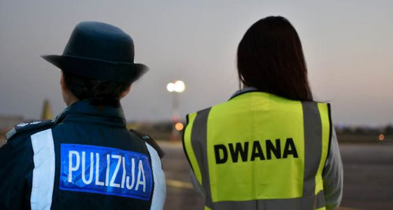 Malta Police Force, Customs benefit from over €1.4m in EU funds