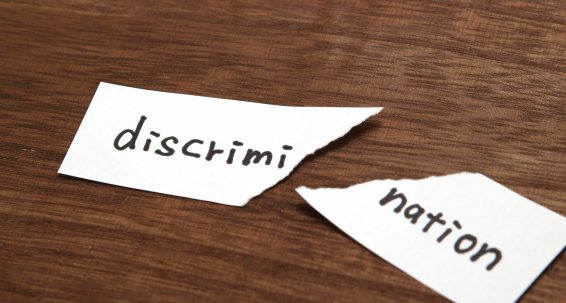 How much better life would be if we eliminated discrimination