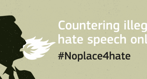 Hate speech has no place on the internet