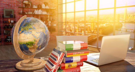 The importance of learning the languages used in today's world
