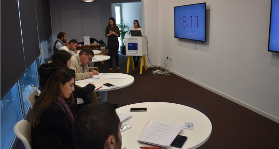 MEUSAC gives free training as part of ESF-funded project 'Engage'
