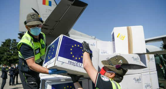 Greater EU Civil Protection capacity  needed in light  of lessons from COVID-19