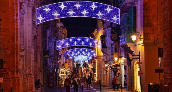 Christmas in the City: Mas-saħħa m'hemmx kompromessi